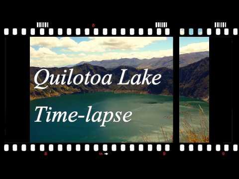 Lake Quilotoa - Timelapse (Argentina to Alaska)