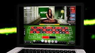 Redbet Live Casino - Netent