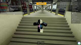 ROBLOX Subway Train Simulator: Mass Hacking and Admins and more annoying B$, then a game shutdown.