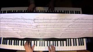 ピアノソロ用にアレンジしました。 作詞 Vandrythem 作曲 加藤裕介 ピア...