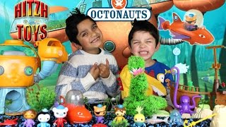 Octonauts Adventure: Gup B, Kwazii And Shipwreck Monster