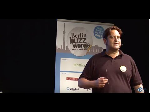 Clinton Gormley at #bbuzz 2014 on YouTube