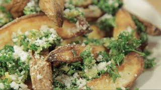 Pecorino Truffle Fries | Rule Of Yum Recipe
