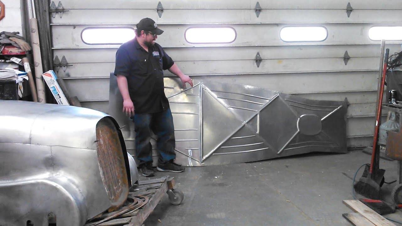 Hot Rod Flooring : Hot rod floor pan update and class april may