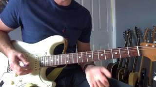 Jimi Hendrix Power of Love/ Power of Soul Guitar Lesson Bite Sized Blues