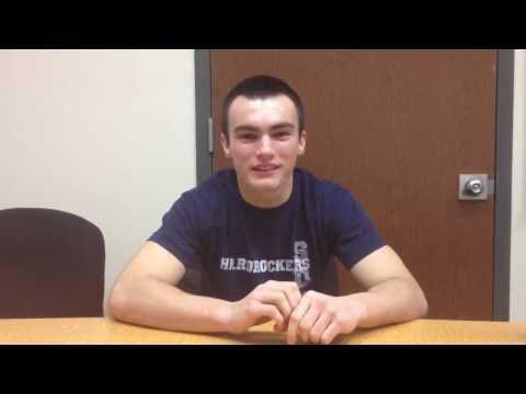 Sehome's Daniel Ziegler signs with South Dakota School of Mines