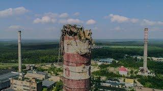 BNT 282 Ścieżka pod zawalony komin (około 150 metrów)