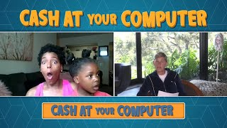 2nd Grade Teacher Plays 'Cash at Your Computer'