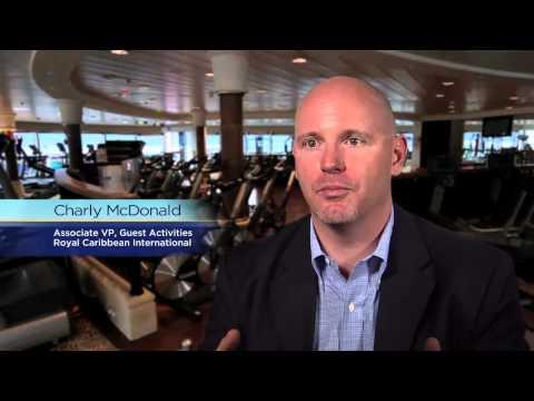 Fitness & Sport auf hoher See - Aktiv-Urlaub bei Royal Caribbean