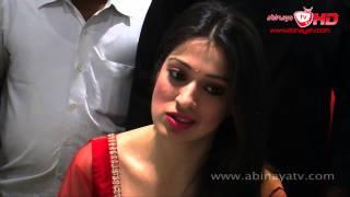 "Actress Lakshmi Rai Launched ""Sree Nikethan"" Textiles Shop"
