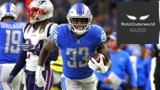 Watch Kerryon Johnson break out all over the place this season