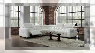 Leather sectional sofas sale
