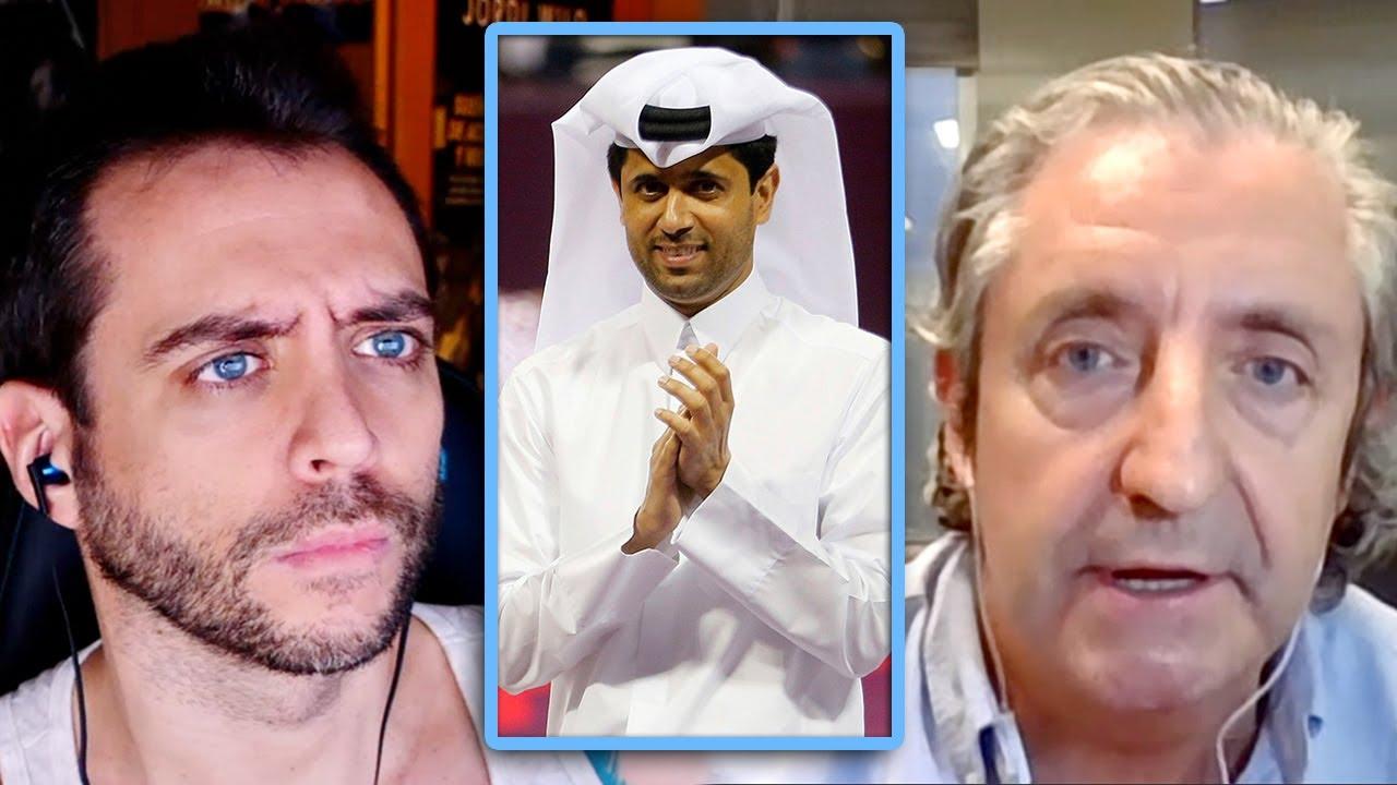 El PSG es Qatar y no me gusta ese país ni lo que hace - Josep Pedrerol y Jordi Wild