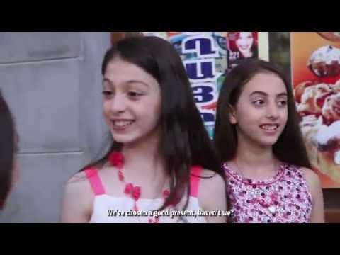 ԹԱՓԹՓՎԱԾ ԹԱԳՈՒՀԻՆ/կինոկատակերգություն «Հեքիաթֆիլմ» -ից (Official Movie 2015) Taptpvac Taguhin