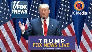 FOX LIVE NOW - FOX Breaking News - USA Donald TRUMP News Live 24/7