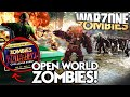 Cold War Zombies: New 'OUTBREAK' Open World Gameplay REVEAL!