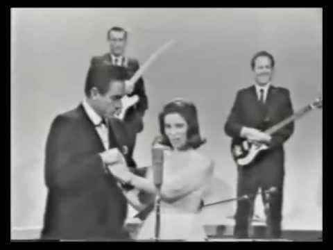 Johnny Cash June Carter 1967 Raro Youtube