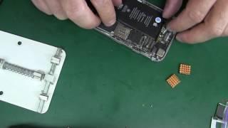 видео Глючит сенсор после замены экрана. Лагает сенсор на iphone 5. Не работает сенсор. Iphone 5 Решение!