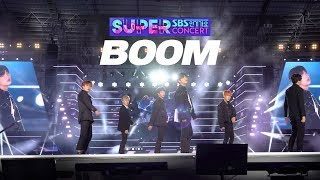 [AB in SBS Super Concert] NCT DREAM - BOOM | Dance Cover