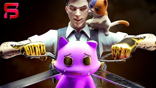 KIT'S GIRLFRIEND is CATNAPPED BY MIDAS.... ( Fortnite Film )