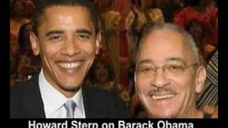 Howard Stern on Barack Obama Wright Controversy