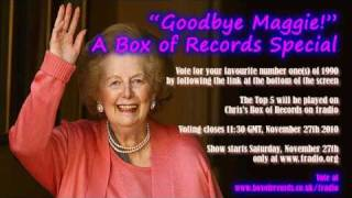 Goodbye Maggie! - Vote for your favourite number one single of 1990