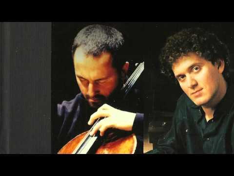 Brahms - Cello Sonata No.1 in E minor, Op. 38