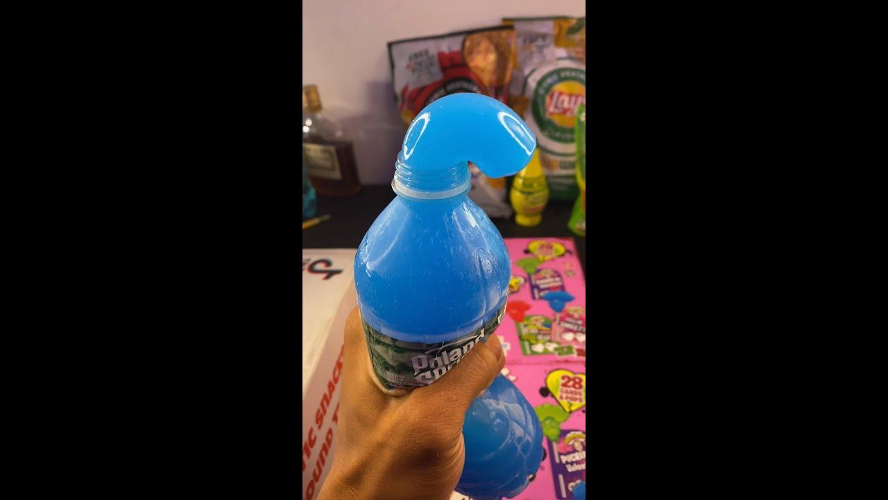 Sour Bottle Jelly! 🤤