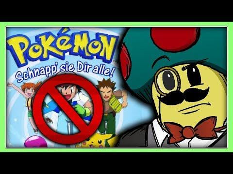 """Warum """"Schnapp' sie Dir alle"""" aus dem Titel von Pokémon verschwunden ist!"""