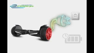 Как правильно заряжать гироскутер г. Краснодар