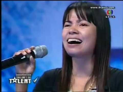 What's Up - Thailand's Got Talent - Gig-Warunee 3 June 2012