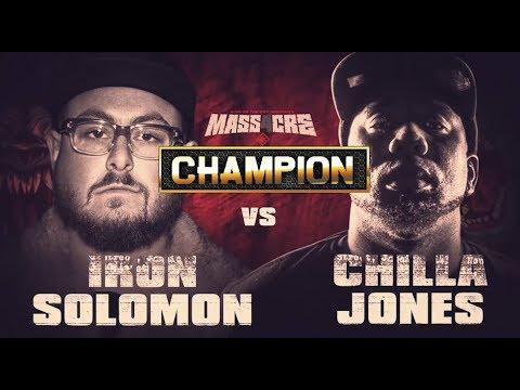 CHAMPION | IRON SOLOMON VS CHILLA JONES - FULL MASSACRE 4 EVENT BREAKDOWN - KOTD