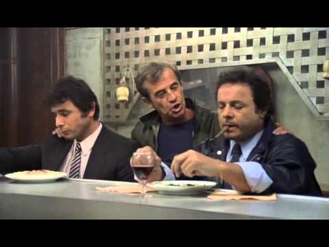 Le Marginal (1983) - Alors George, ce steak?