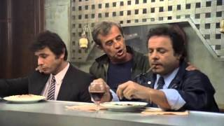 Le Marginal (1983) - Alors George, ce steak