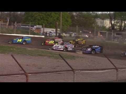 Genesee Speedway Sportsman Heat Three Part One 5-12-18