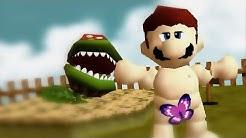 Super Naked Mario