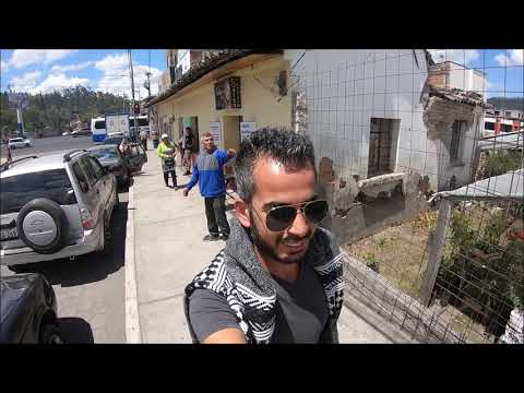Quito,Ecuador:teleferico,otavalo indigenous market,mindo town