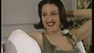 Madonna - Wogan Meets Madonna Interview - Dick Tracy - Evita - 1991