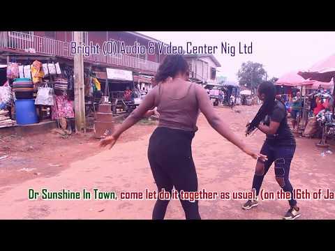 Dr. Sushine Omorokunwa Live In Benin (Isowane) Come let Celebrate