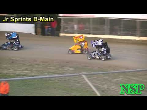 July 19, 2019 Clay Cup Night #2 Junior Sprints B-Main Deming Speedway
