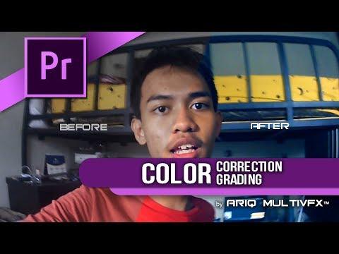 Pr TUTORIAL - Basic Color Correcting & Color Grading (CC 2015)