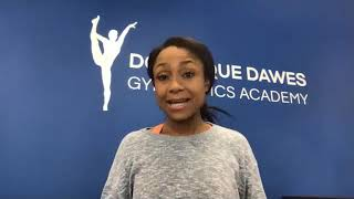 MoCo's Most Famous: Olympian Dominique Dawes Opens New Gymnastics Academy