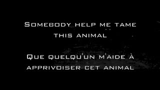 Repeat youtube video Animal I Have Become - Three Days Grace Lyrics English/Français