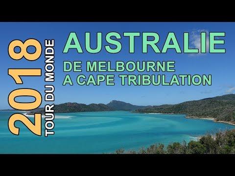 Australie - De Melbourne à Cape Tribulation