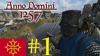 Обзор Anno Domini 1257 - [Mount & Blade: Warband] - Персик: Противник Папства