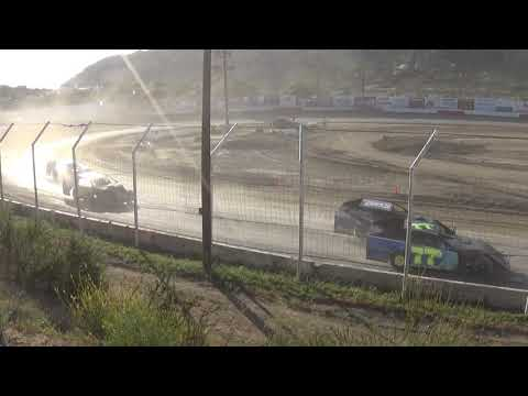 Barona Speedway IMCA Modified Heat #2  5-4-2019