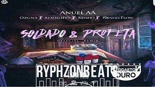 anuel aa soldado y profeta remake beat prod by ryphzonbeats