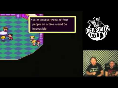 Earthbound (SNES) - Glitch Gamer