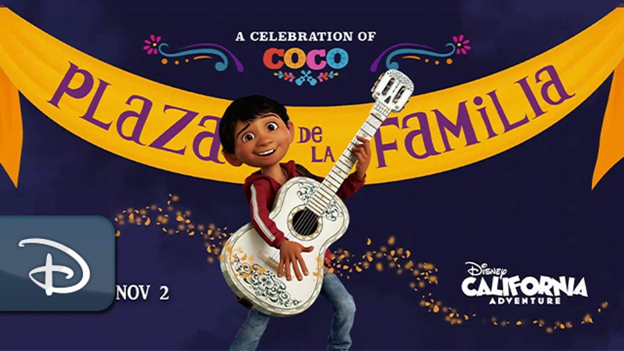 Día De Los Muertos: Celebrating The Everlasting Bonds Of Family   Disneyland  Resort