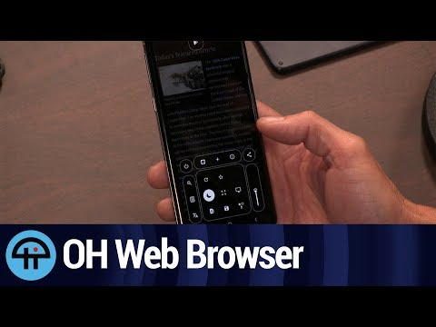 OH Web Browser For Android